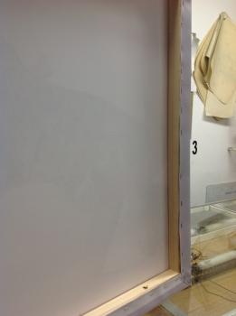 Bastidor madera para impresión en lona o lienzo